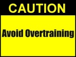 OvertrainingSign